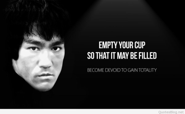 Latest Bruce Lee Quotation and Sayings
