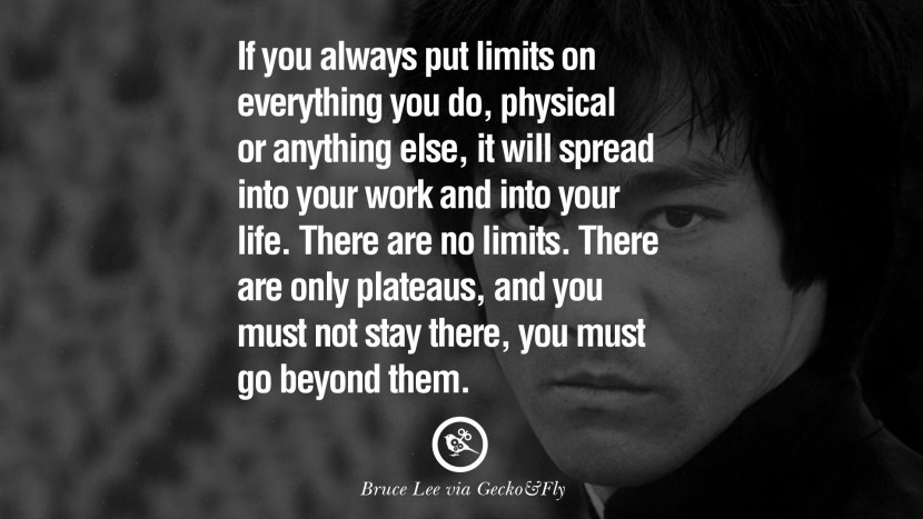 Latest Bruce Lee Quotes