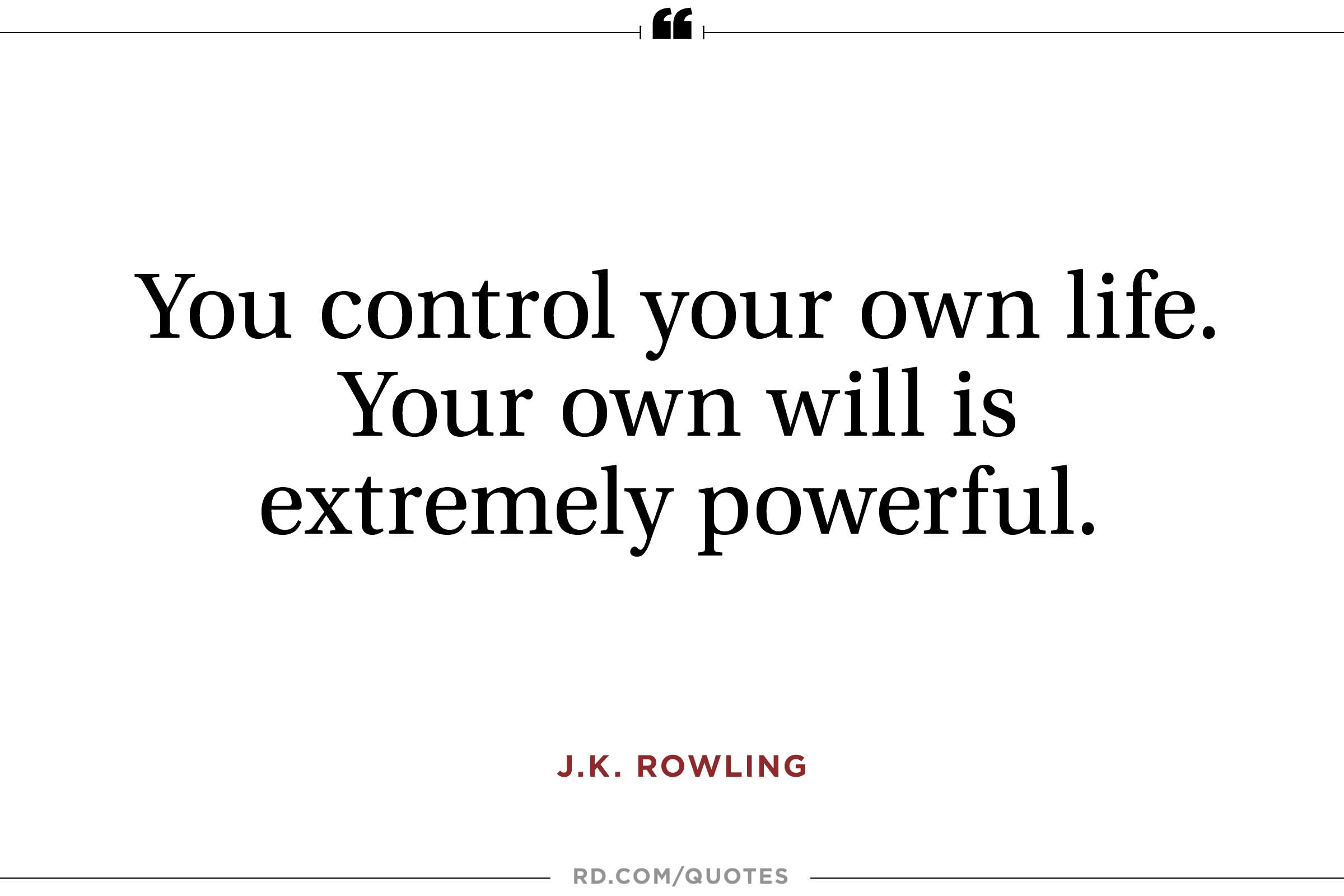 Latest J K Rowling Quotes