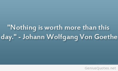 Latest Johann Wolfgang Von Goethe Quotations