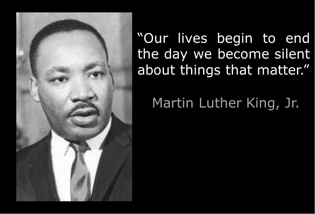 Latest Martin Luther King Jr Sayings