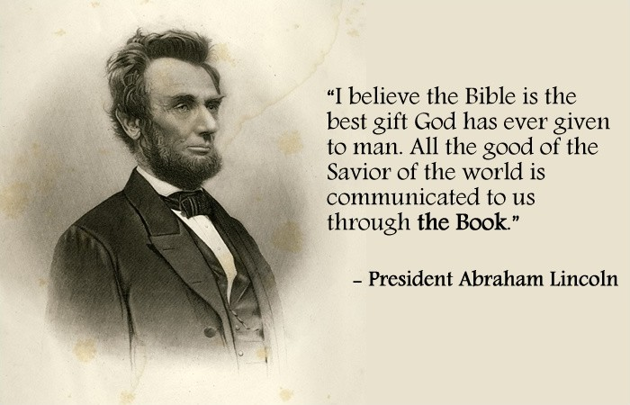 Marvelous Abraham Lincoln Quotes