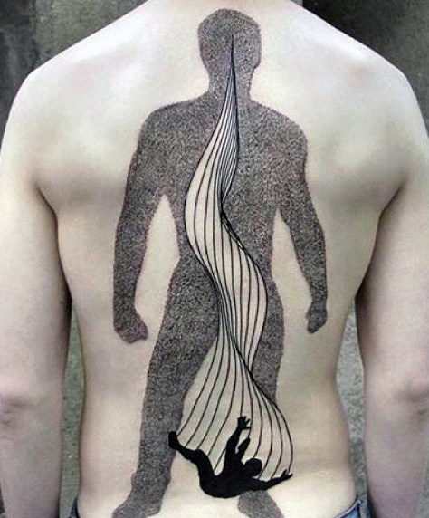 Marvelous Abstract Tattoo Designs