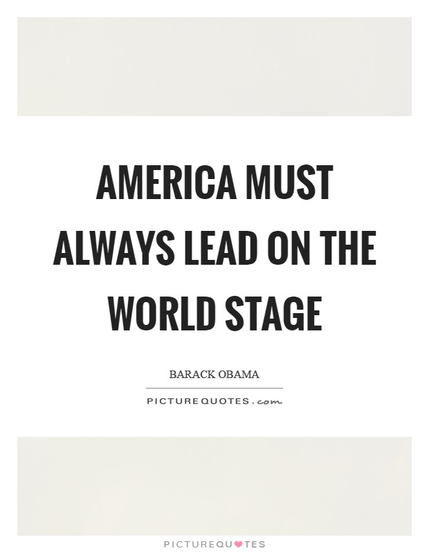 Marvelous Barack Obama Quotation