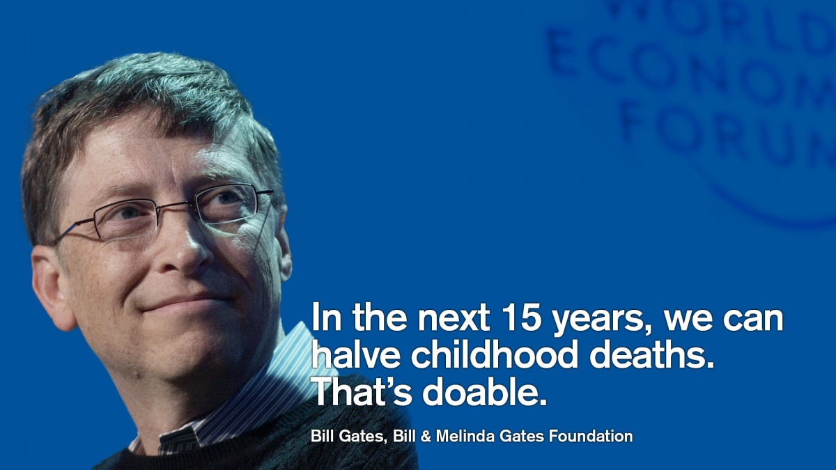 Marvelous Bill Gates Quotes