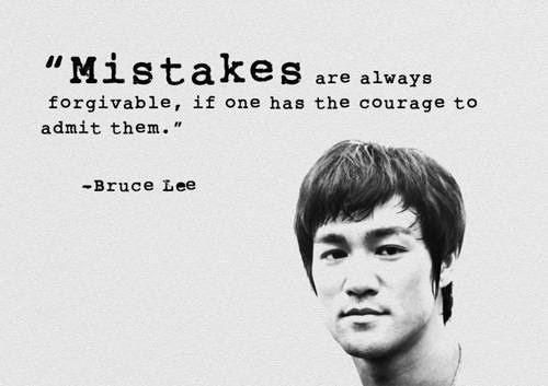 Marvelous Bruce Lee Quotation and Sayings