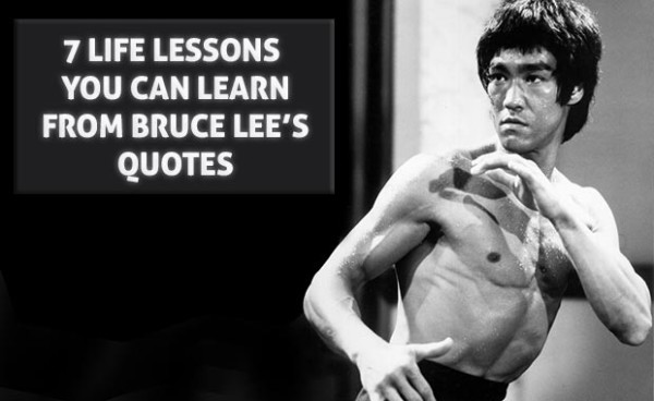Marvelous Bruce Lee Quotations and Sayings