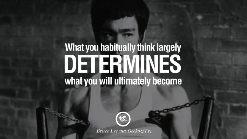 Marvelous Bruce Lee Sayings