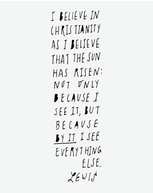 Marvelous C.S. Lewis Quotations and Sayings