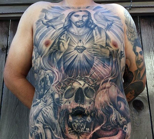 Marvelous Christian Tattoos