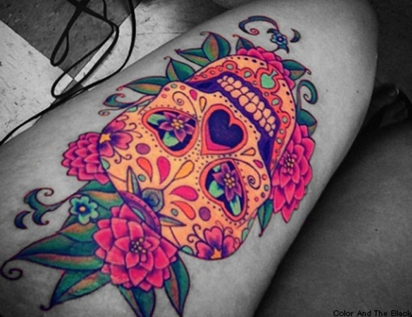 Marvelous Colorful Tattoo