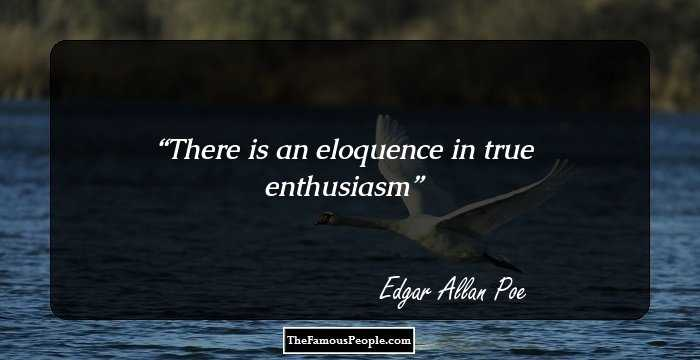 Marvelous Edgar Allan Quotation and Sayings