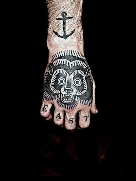 Marvelous Hand Tattoos Designs
