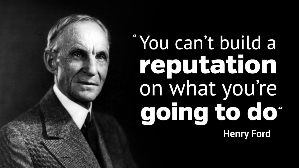 Marvelous Henry Ford Quotes