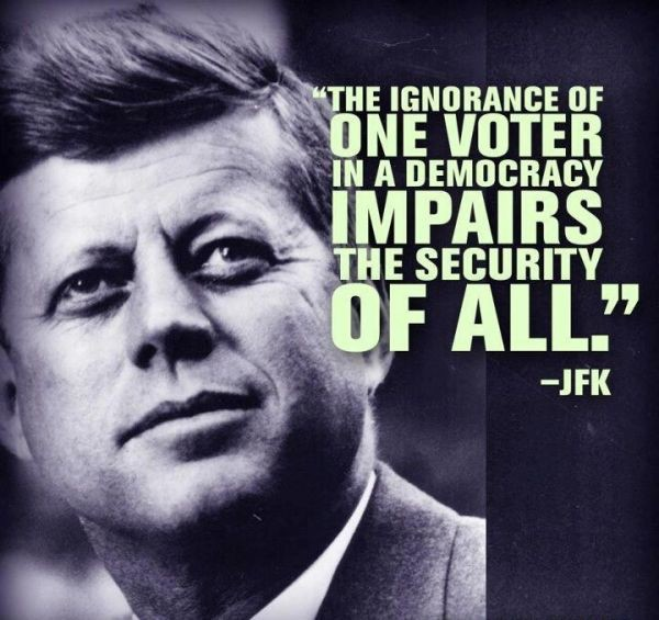 Marvelous John F. Kennedy Quotes