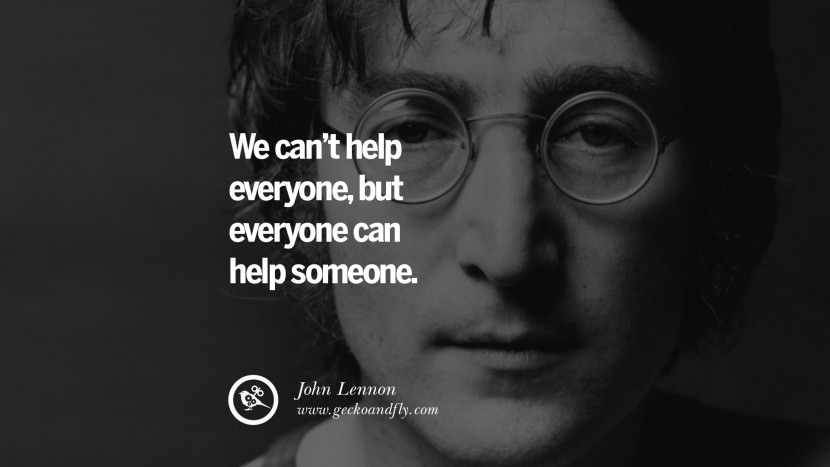 Marvelous John Lennon Quotations