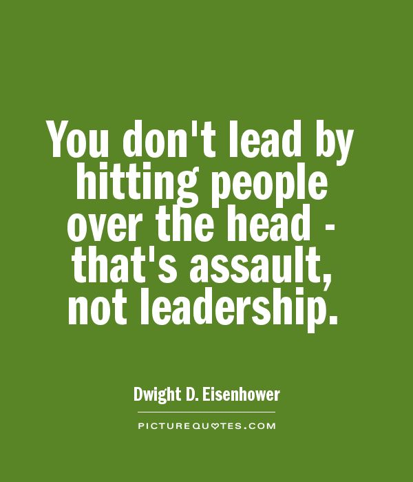 Marvelous Leadership Quotations