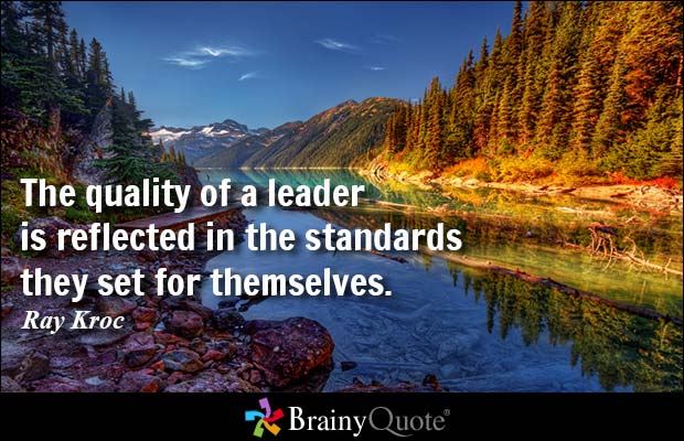 Marvelous Leadership Sayings