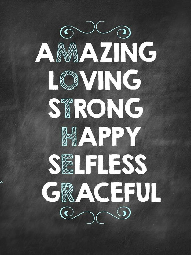 Marvelous Mothers Day Quotes