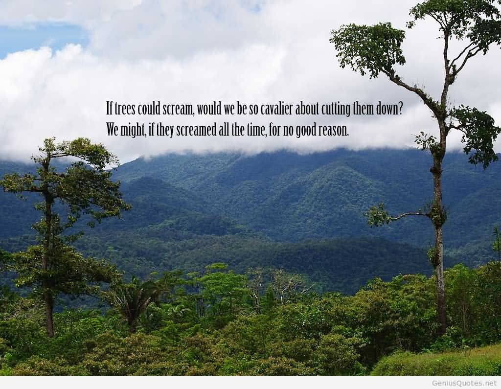 Marvelous Nature Quotes