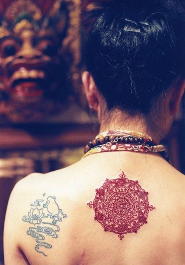 Marvelous Red Ink Tattoos