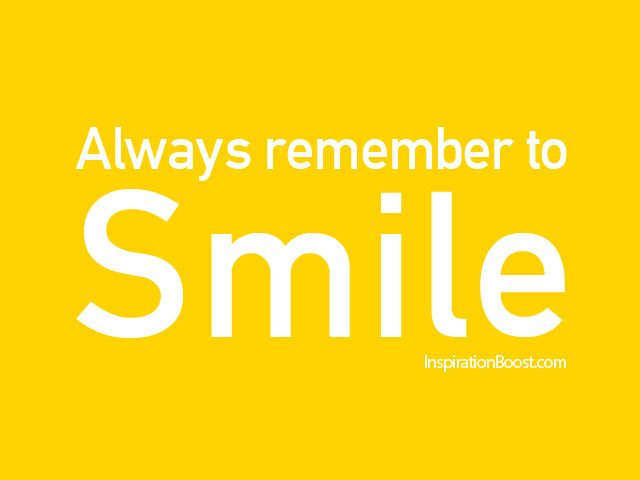 Marvelous Smile Quotations
