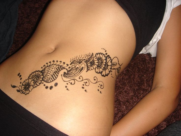 Marvelous Stomach Tattoos