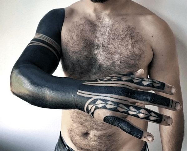 Mind Blowing Abstract Tattoos