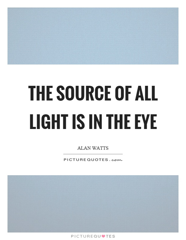 Mind Blowing Alan Watts Quotes