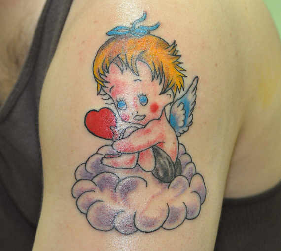 Mind Blowing Baby Tattoo Designs