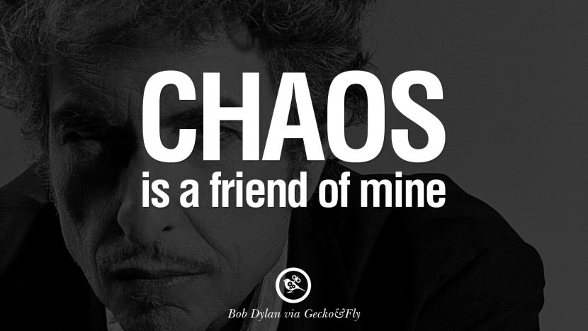 Mind Blowing Bob Dylan Quotations