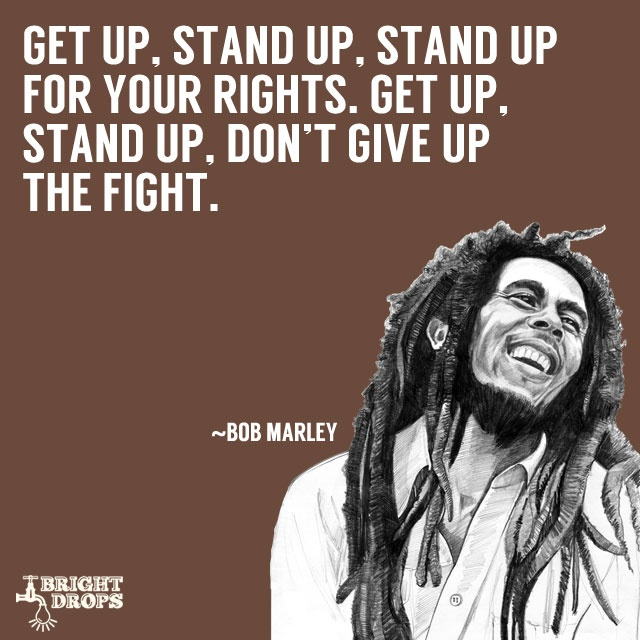 Mind Blowing Bob Marley Quotes