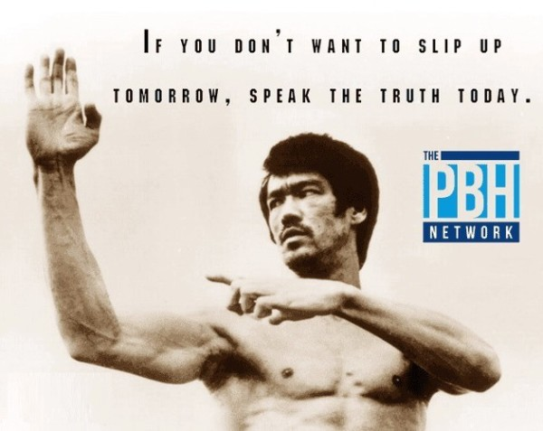 Mind Blowing Bruce Lee Quotations