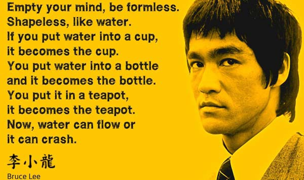 Mind Blowing Bruce Lee Quotes