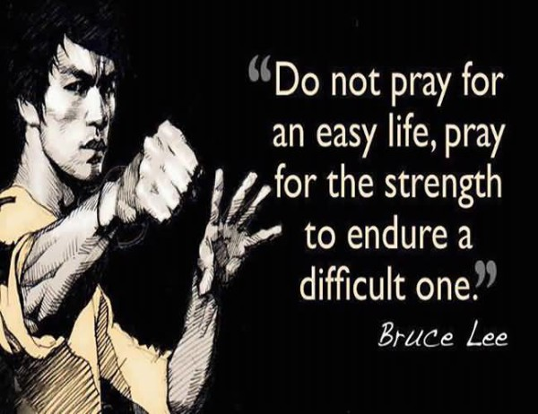 Mind Blowing Bruce Lee Sayings