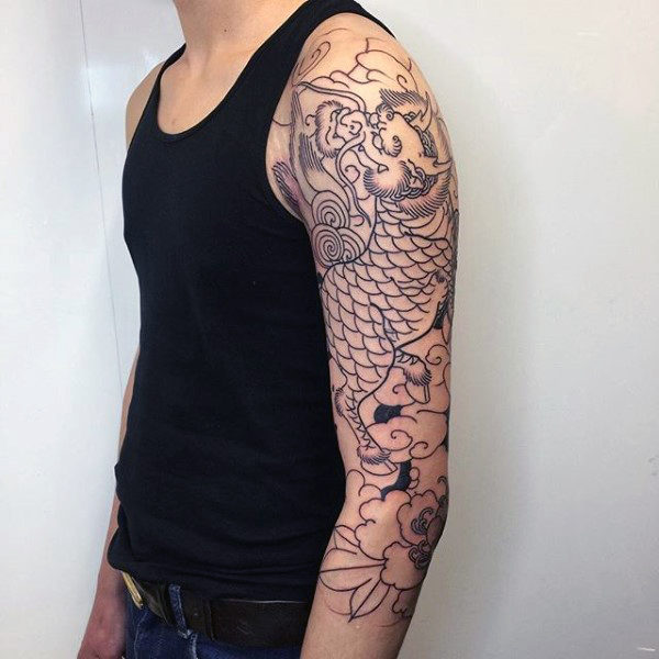 Mind Blowing Chinese Tattoo Designs