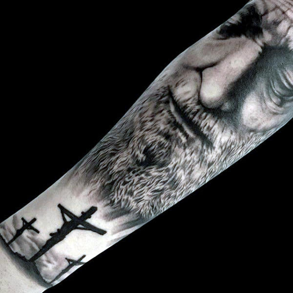 Mind Blowing Christian Tattoo Designs