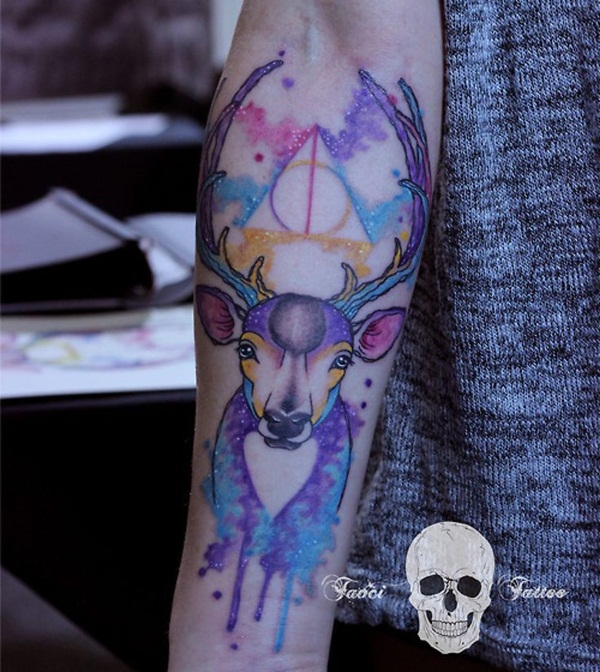 Mind Blowing Colorful Tattoos