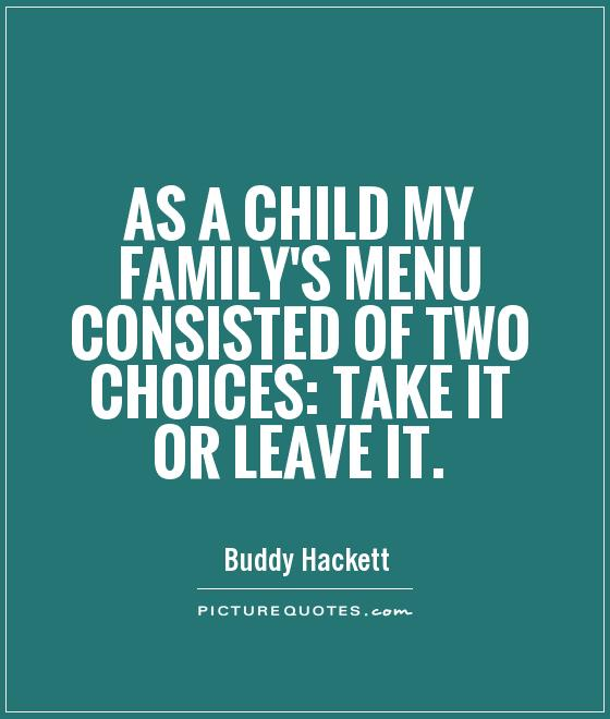 Mind Blowing Family Sayings