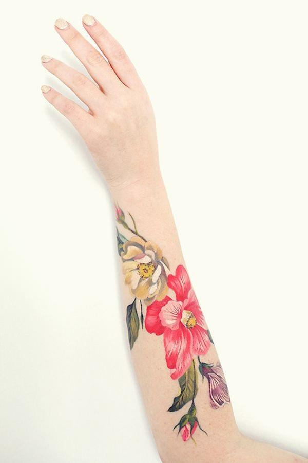 Mind Blowing Forearm Tattoos Designs