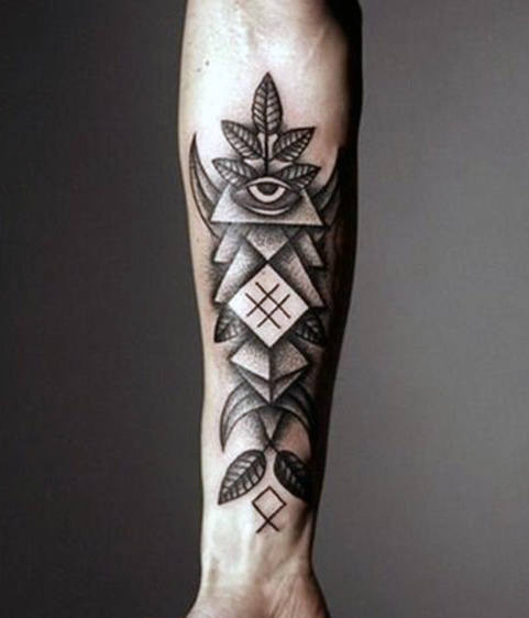 Mind Blowing Forearm Tattoos Ideas