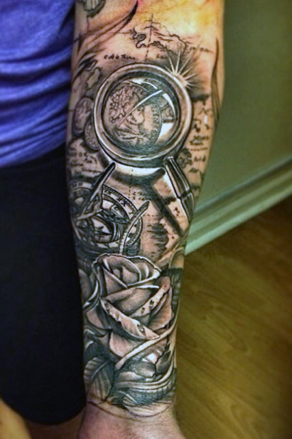 Mind Blowing Forearm Tattoos
