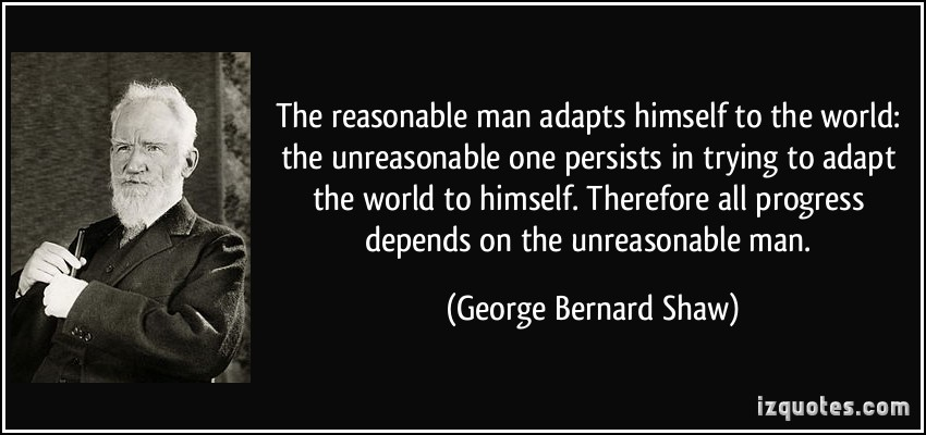 Mind Blowing George Bernard Shaw Quotes