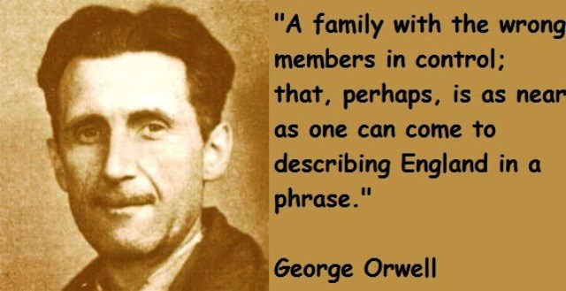 Mind Blowing George Orwell Quotations