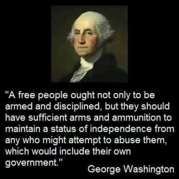 Mind Blowing George Washington Quotes