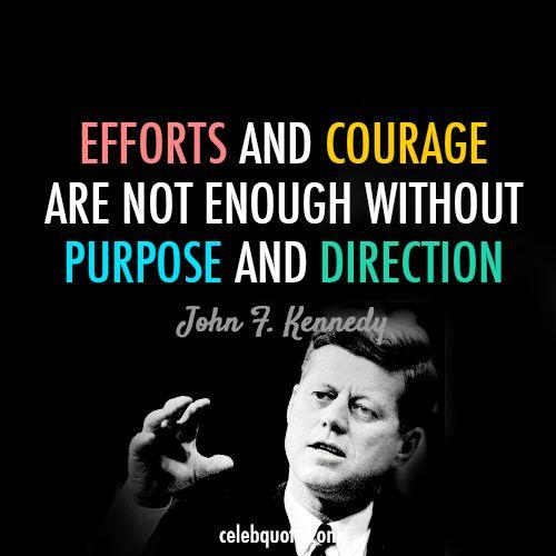 Mind Blowing John F. Kennedy Quotations