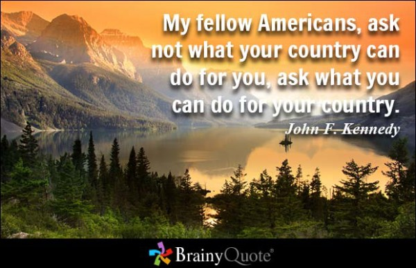 Mind Blowing John F. Kennedy Quotes
