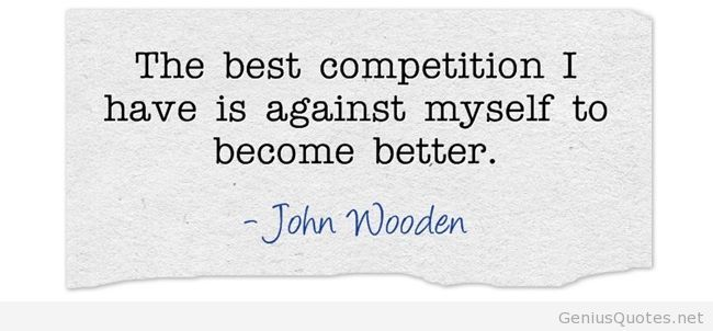 Mind Blowing John Wooden Quotation