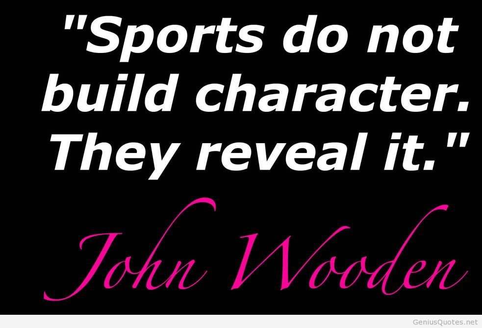 Mind Blowing John Wooden Quotations