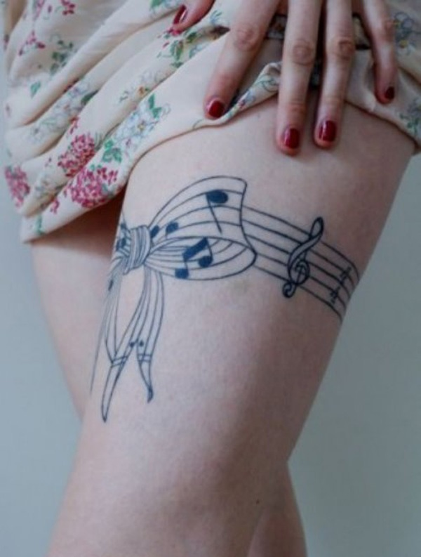 Mind Blowing Leg Tattoo Designs